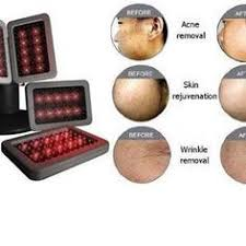 red light therapy skin benefits groupon one two or three fine light led photofacials at advanced