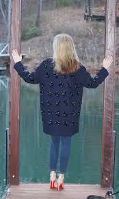 dvf embellished coat ginny u0027s closet