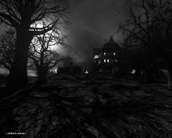 haunted house after dark my eerie self pinterest haunted
