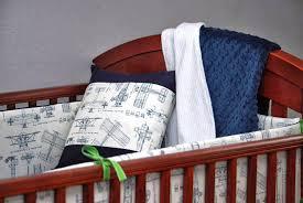 airplane crib bedding set fun ideas airplane crib bedding theme