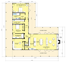 guest house floor plans ingenious ideas 11 ranch style guest house plans floor plans with