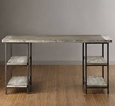 Computer Desk Amazon by Amazon Com Renate Contemporary Wood Metal Home Office Table