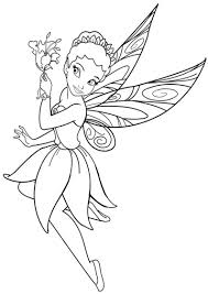 kolorowanki wrozki disney 15 jpg 794 1123 color fairy tales