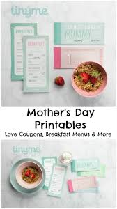 the 25 best mother u0027s day coupons ideas on pinterest free