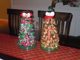 candy bar christmas trees things i made pinterest christmas
