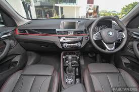 2014 Bmw X1 Interior F48 Bmw X1 Sdrive20i Launched In M U0027sia Rm280k