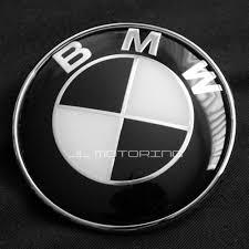 black and white bmw logo bmw black white steering wheel emblem