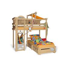 Bunk Beds Calgary Corner Bunk Bed Single Contemporary Child S Unisex Calgary