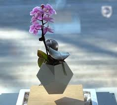 Levitating Bulb by Levitating Flower Pot Bored Panda