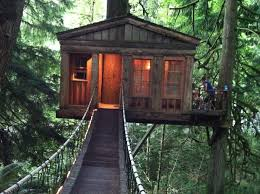 Treehouse Point Wa - top 10 unique and luxurious hotels you need to know about