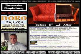 playa vista ca restoration reupholstery custom upholstery la oc