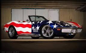 c3 corvette flags flag day from your at corvetteblogger com corvette