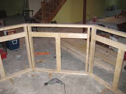 build a bar with kitchen cabinets kitchen decoration