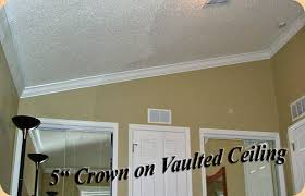 Crown Moulding On Vaulted Ceiling by Son Of A Carpenter Inc Crown Moldings