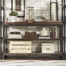 270 somme rustic metal frame storage sofa table tv stand tables