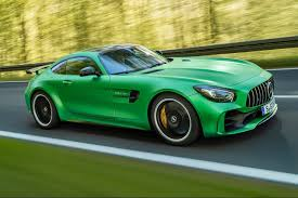 hear the sultry growl of the 2018 mercedes amg gt r w video