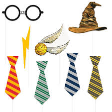 photo booth supplies harry potter photo booth props 8 harry potter party