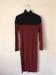 topshop dress stripe topshop dress vinted co uk