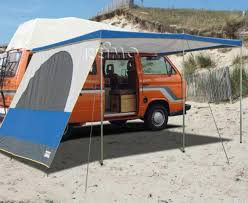 Vw T5 Campervan Awnings Reimo Palm Beach 3m Lwb Sun Canopy Dome Shaped Awning For Vw T5 T4