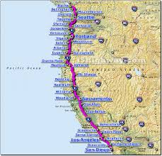 map of oregon freeways i 5 weather conditions