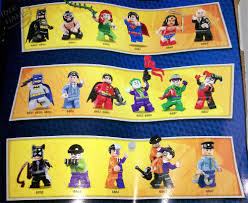 idle hands holiday geekbook lego dc super heroes sneak preview