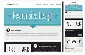 300 free responsive email templates sales invoice example