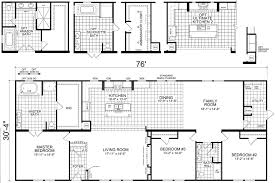 Floor Plans For Mobile Homes Double Wide Havelock 30 X 76 2305 Sqft Mobile Home Factory Expo Home Centers