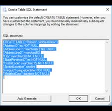sql server create table syntax create table sql statement sql server import and export wizard