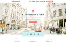 design event symposium wordpress conference and event themes shop showthemes