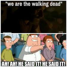 Walking Dead Meme Season 1 - in honor of the season 5 finale of the walking dead tonight i give