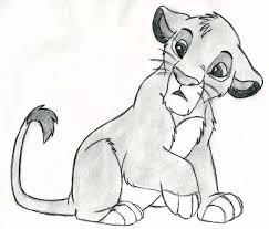 drawn amd lion king pencil color drawn amd lion king