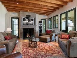 tuscan inspired living room tuscan style villa in montecito idesignarch interior design