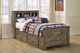 Under Bed Storage Ideas Bedroom Captain Twin Bed With Underbed Drawers Captains Bed