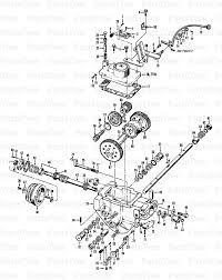 mtd rear tine tiller diagram mtd rear tine tiller wheel shaft