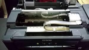 epson l replacement instructions fix epson l210 l220 l800 red light blinking problem fix youtube