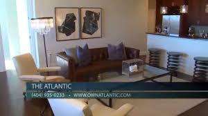 3 bedroom condos midtown atlanta condos for sale at the atlantic a prime location