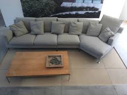 Bb Italia Sofa by B U0026b Italia Harry Sofa Couch 4 Seater Home Furniture Pinterest