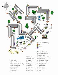 Wsu Campus Map Henry Ford Hospital Map Image Gallery Hcpr