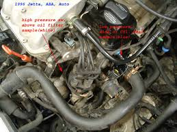 bentley publishers technical discussions 96 jetta oil pressure