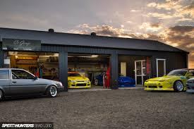 nz u0027s temple of drift inside c u0027s garage speedhunters