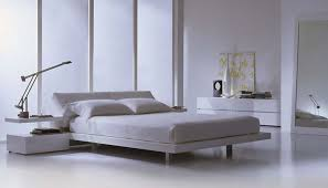 Crisp Modern Condo Bedroom Furniture For Uncluttered Look - Contemporary bedroom furniture designs