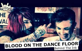Jayy Von Monroe And Dahvie Vanity Blood On The Dancefloor Behind The Ink W Dahvie Vanity U0026 Jayy