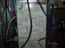 troubleshooting a coleman forced air furnace limit switch