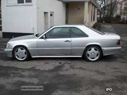 mercedes ce 1994 mercedes 320 ce amg car photo and specs