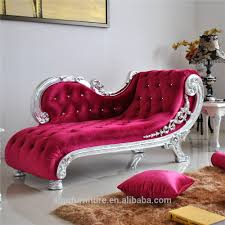 Pink Chaise Lounge Baroque Pink Velvet Italian Classic Chaise Lounge Buy Chaise