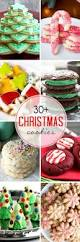 more than 30 holiday cookies for gift giving or cookie trays