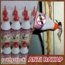 Obat Rayap sloof racun pembasmi rayap gk botol uh umpan obat impor anti