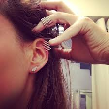 badass earrings 50 realistic piercing ideas without commitments