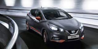nissan micra super turbo performance new nissan micra city car small car nissan