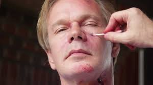 Zombie Makeup For Halloween At Home With P Allen Smith Youtube